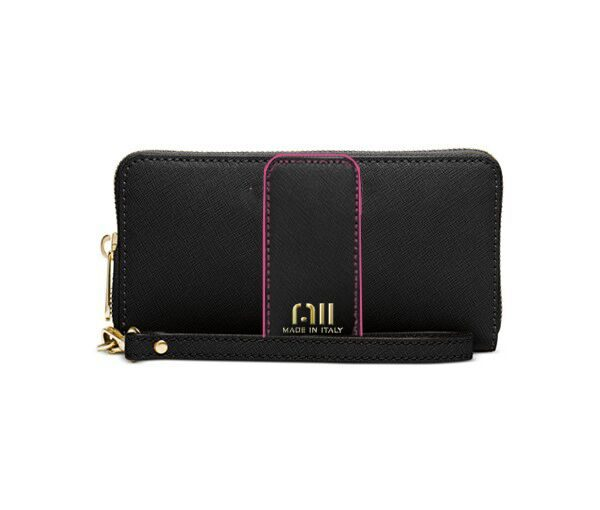 MII Jet Set Travel Continental Wallet